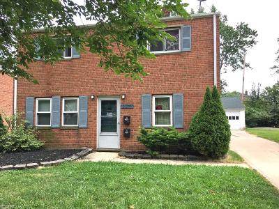 Euclid Multi Family Home For Sale: 21270 Crystal Ave