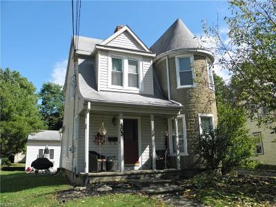 Wadsworth Single Family Home For Sale: 403 High St