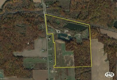 Ashland County Single Family Home For Sale: 59 State Route 60