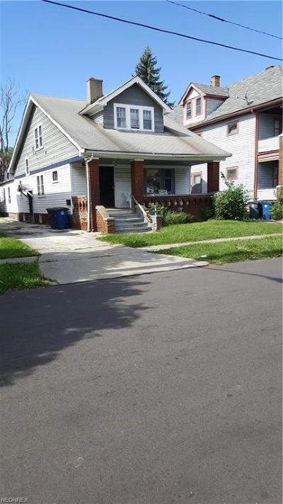 Cleveland Multi Family Home For Sale: 2798 East 120th St