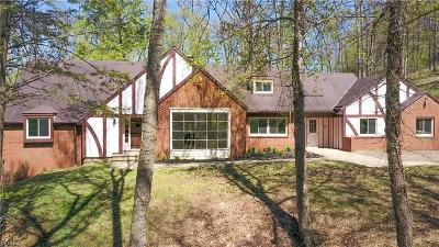 Marietta Single Family Home For Sale: 113 Wildwood Dr