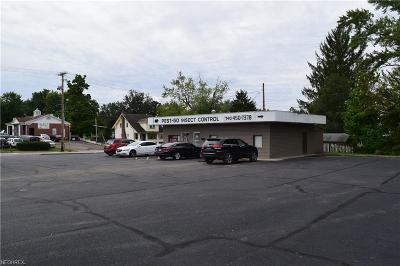 Zanesville Commercial For Sale: 805 Pershing Rd