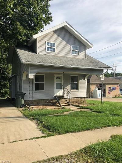 Wadsworth Single Family Home For Sale: 484 College St