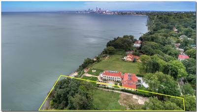 Cleveland OH Residential Lots & Land For Sale: $1,400,000