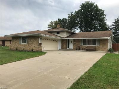 Seven Hills Single Family Home For Sale: 1628 North Circle View Dr