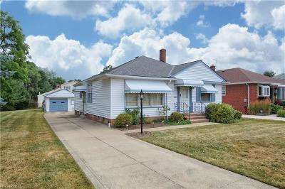 Willowick Single Family Home For Sale: 329 East 309th St