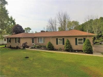 Single Family Home For Sale: 4806 Foote Rd