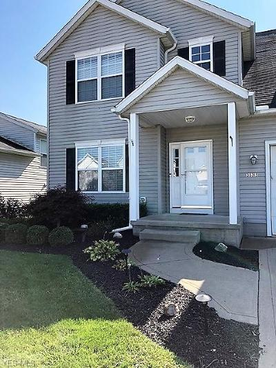 North Ridgeville Single Family Home For Sale: 38315 Misty Meadow Trl