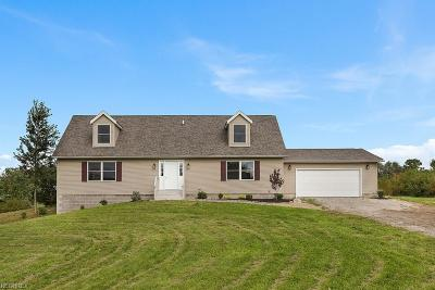 Madison Single Family Home For Sale: 14705 Ford Rd