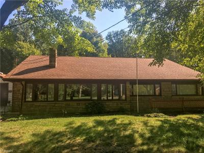 Warren Single Family Home For Sale: 789 Howland Wilson Road
