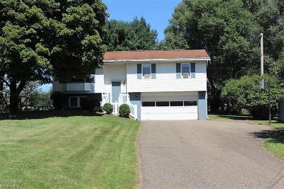 Zanesville Single Family Home For Sale: 2120 Pierre Dr