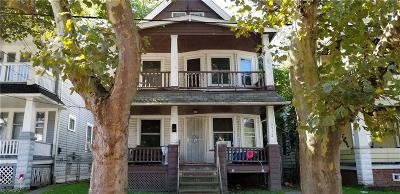 Cleveland Multi Family Home For Sale: 2972 East 67th St
