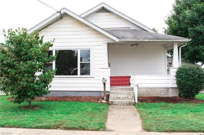 Vienna Single Family Home For Sale: 506 29th St