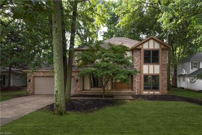 Westlake Single Family Home For Sale: 25745 Briarwood Ct