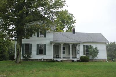 Madison Single Family Home For Sale: 6885 North Ridge Rd