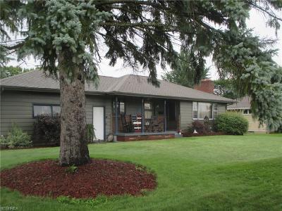 Boardman Single Family Home For Sale: 1810 Sequoya Dr