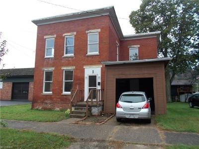 Marietta OH Single Family Home For Sale: $75,000