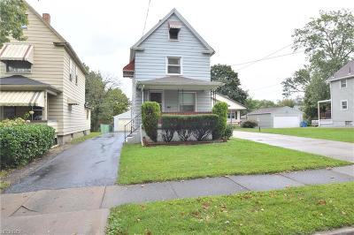 Struthers Single Family Home For Sale: 488 8th St