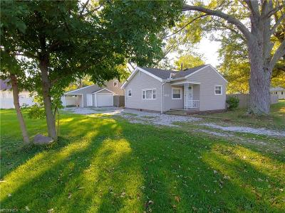 Sheffield Lake OH Single Family Home For Sale: $100,000