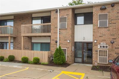 Parma Heights Condo/Townhouse For Sale: 6495 Princeton Ct #C-202