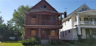Cleveland Multi Family Home For Sale: 2918 East 120th St