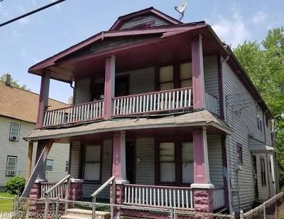 Cleveland Multi Family Home For Sale: 8213 Korman Ave