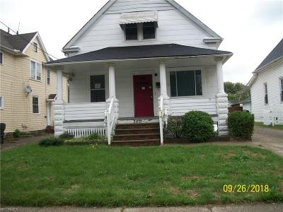 Cleveland Single Family Home For Sale: 3677 East 57th St