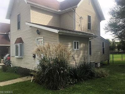 Ashland County Single Family Home For Sale: 33 East 8th St