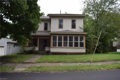 Massillon Multi Family Home For Sale: 314 5th St Southwest