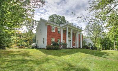 Lake County Single Family Home For Sale: 8361 Morley Rd