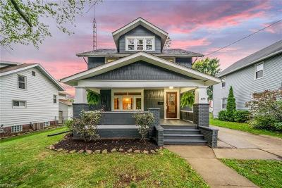 Single Family Home For Sale: 879 West College Rd