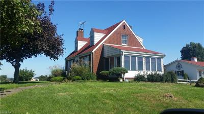 Single Family Home For Sale: 5510 Rochester Rd
