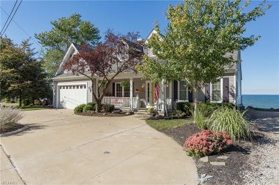 Avon Lake OH Single Family Home For Sale: $879,000