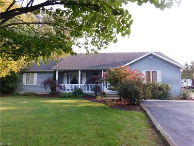 North Ridgeville Single Family Home For Sale: 36125 Chestnut Ridge Rd