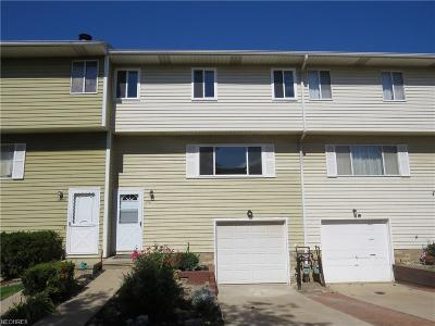 Painesville Condo/Townhouse For Sale: 998 Academy Ct