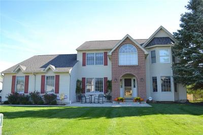 Avon Single Family Home For Sale: 2243 Peregrine Dr
