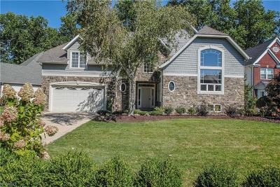 Avon Single Family Home For Sale: 4255 Saint Francis Ct