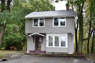 Ashtabula County Single Family Home For Sale: 81 West 44th St