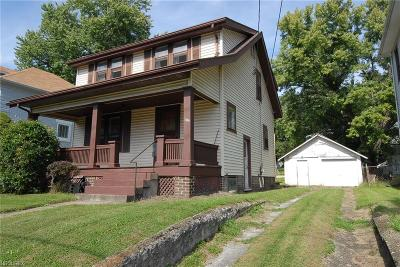 Muskingum County Single Family Home For Sale: 1109 Ohio St