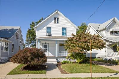 Lakewood Single Family Home For Sale: 1342 Park Row Ave
