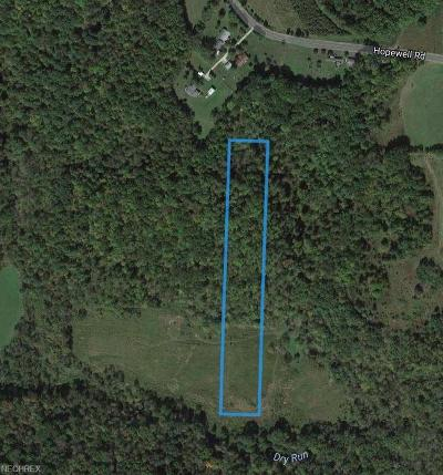 Guernsey County Residential Lots & Land For Sale: 70095 Hopewell Rd