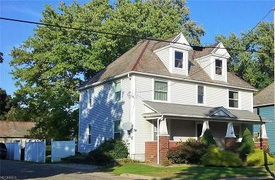 Single Family Home For Sale: 247 West Maple St
