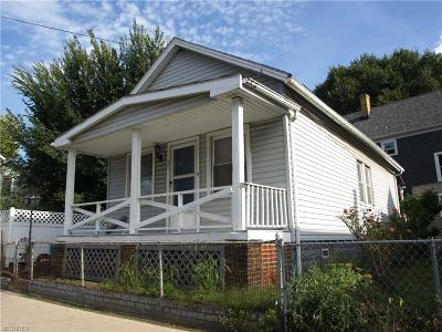 Single Family Home For Sale: 921 Jefferson Ave