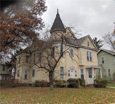 Ashland County Multi Family Home For Sale: 405-407 Sandusky St