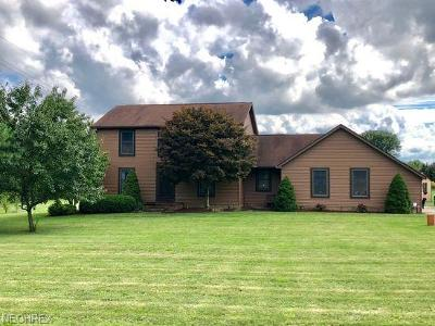 Canfield Single Family Home For Sale: 7735 West Calla Rd