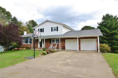 Guernsey County Single Family Home For Sale: 2063 Chateau Cir