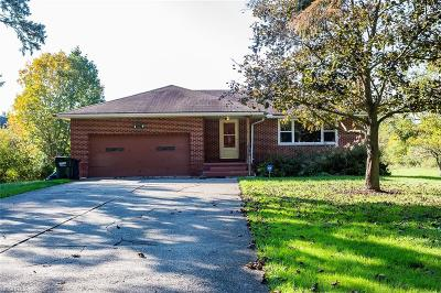 Cleveland Single Family Home For Sale: 27050 Emery Rd