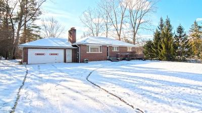 North Royalton Single Family Home For Sale: 11103 Donmar Rd