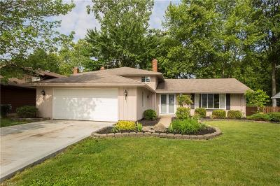 North Olmsted Single Family Home For Sale: 4246 Laurell Ln