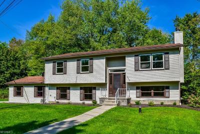 Kent Single Family Home For Sale: 3837 Martha Rd